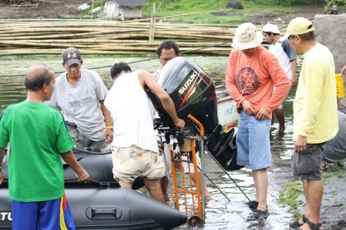 Taal, lake philippines