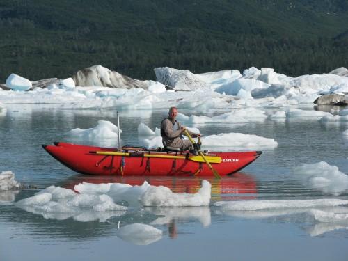 Alsek Lake Alaska