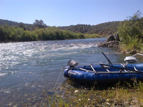 Sweet Rig Sweet River!