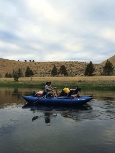 John Day 70 mile float