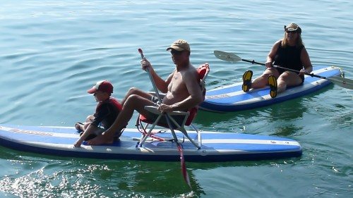 SUPing made easy
