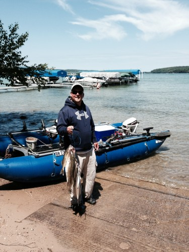 Walloon Lake Walleye