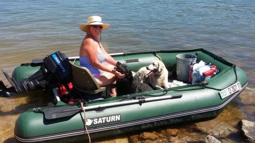 Ellen & the Boat Dogs