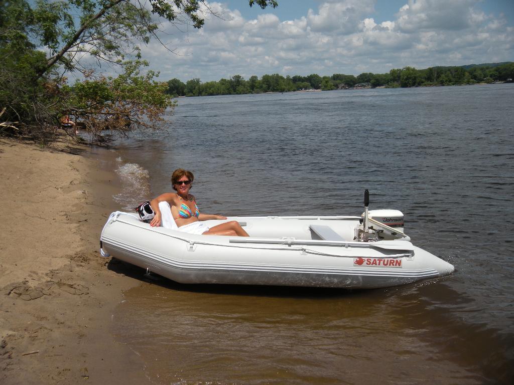 11 39 Saturn Dinghy Tender Sport Boat Saturn 11 Ft