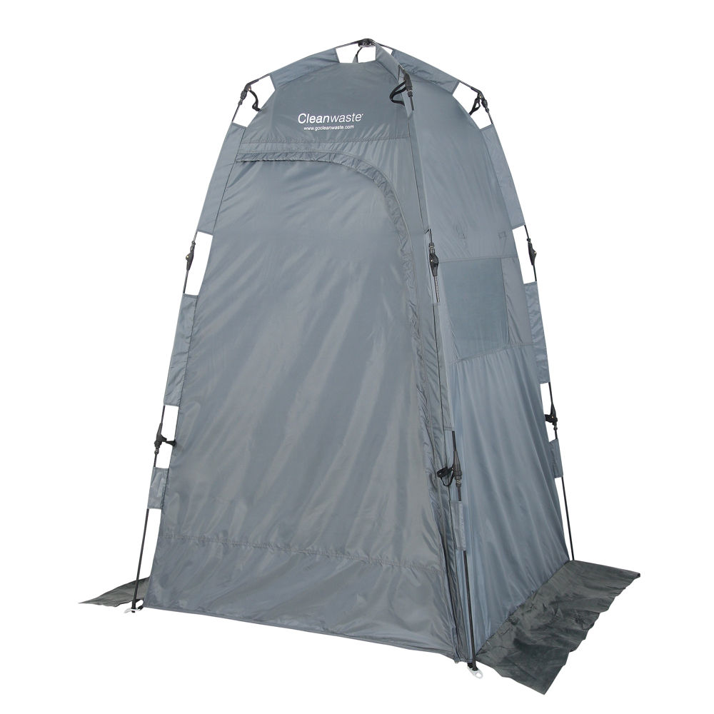 Portable Privacy Shelter For Boats : Get clean waste pup tent portable privacy shelter from