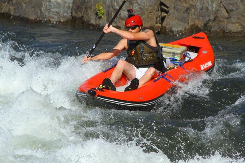 13' Saturn Whitewater Kayak. 13' Whitewater Kayak