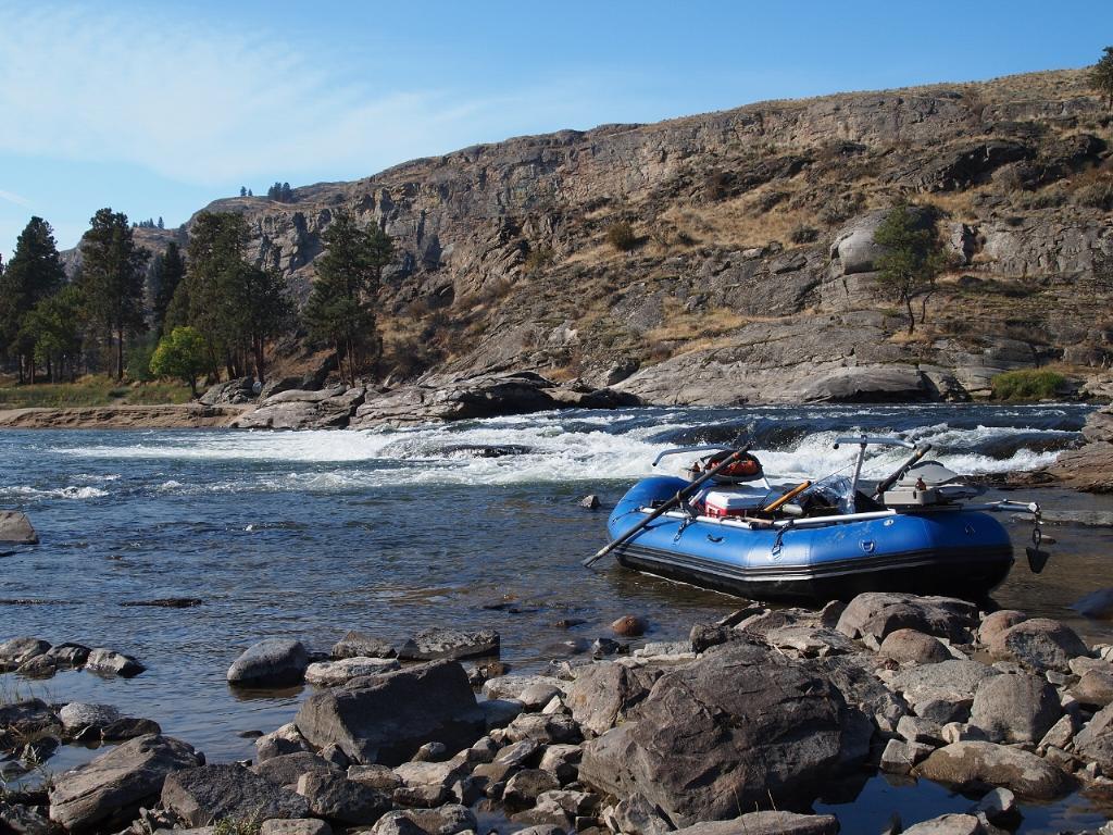 """14'6"""" Saturn Whitewater Raft. 14'6"""" Raft"""