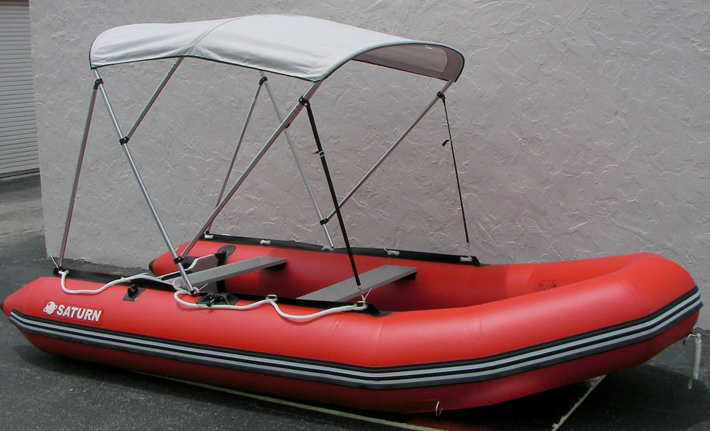 4-Bow Deluxe Boat Canopy : diy boat canopy - memphite.com