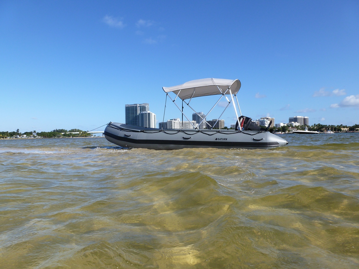 18' Saturn Inflatable Boat