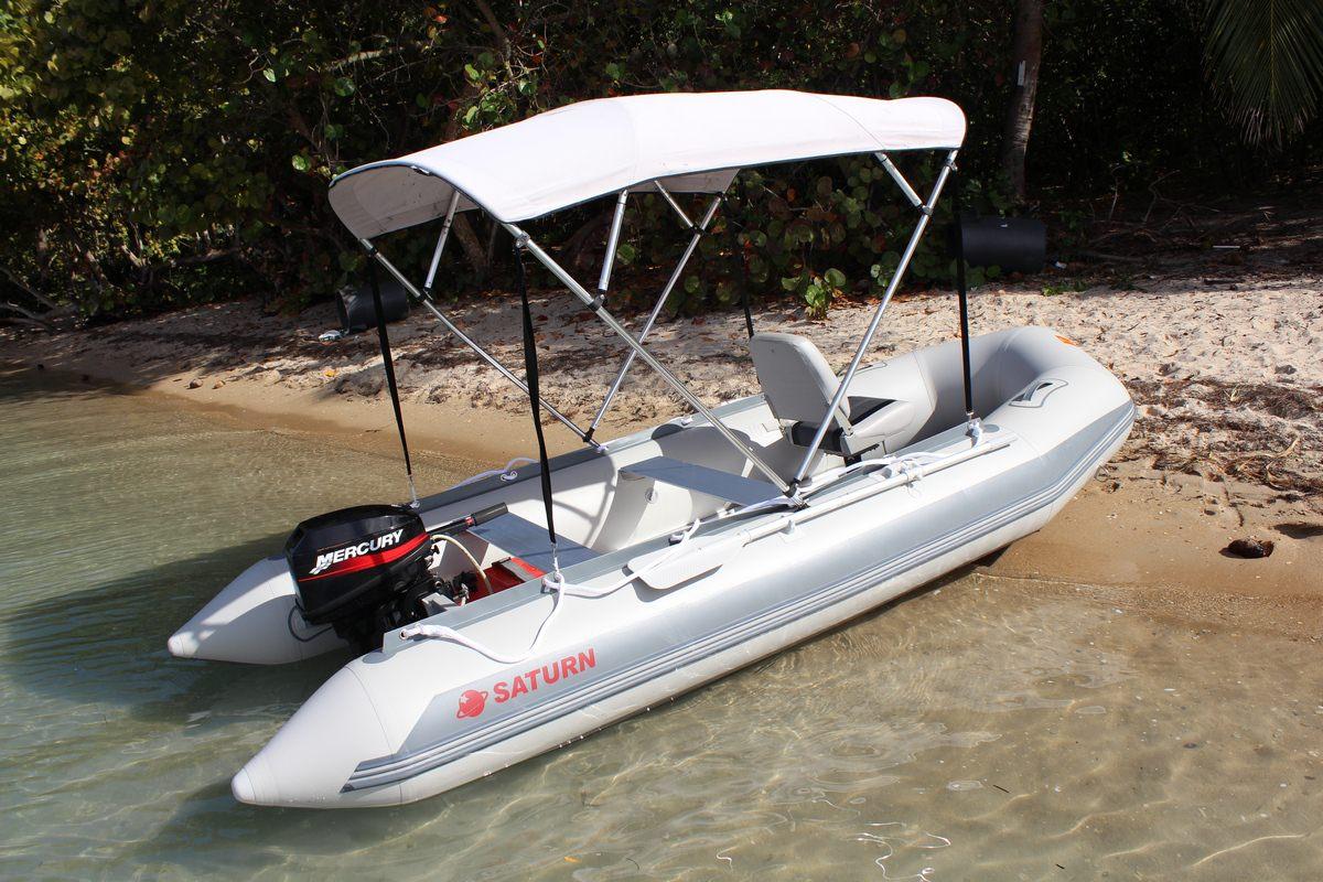 15' Saturn Budget Boat