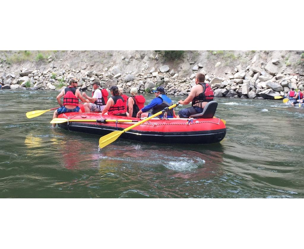 16' Saturn Whitewater Raft