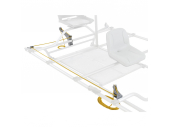 NRS Cataraft Anchor System for Frames with Forged LoPros. Frame Accessories