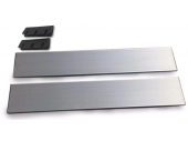 Aluminum Seat Benches. Saturn Boats