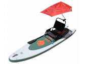 10.7' Inflatable Kayak MotoSUP Paddle Board SUP325. Saturn Inflatable SUP Boards