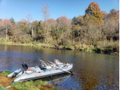 15' Saturn Outfitter KaBoat. Outfitter Series KaBoats