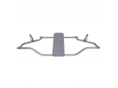 NRS Stern Frame with Quad-Grip Seat. NRS Frames