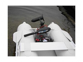 55 lbs Electric Trolling Motor. Accessories - Parts