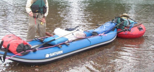 13' Saturn Whitewater Kayak. 13' Whitewater Kayak