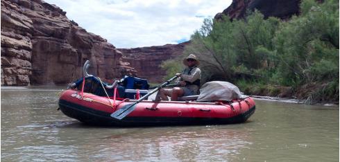 15' Saturn Whitewater Raft. Whitewater Rafts