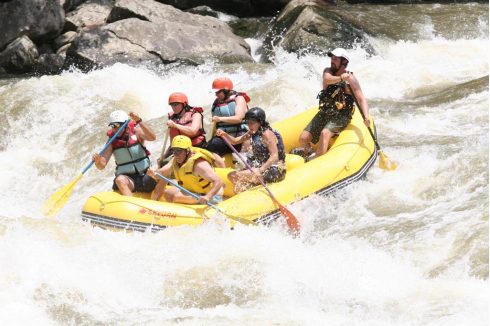 13' Saturn Whitewater Raft. 13' Raft