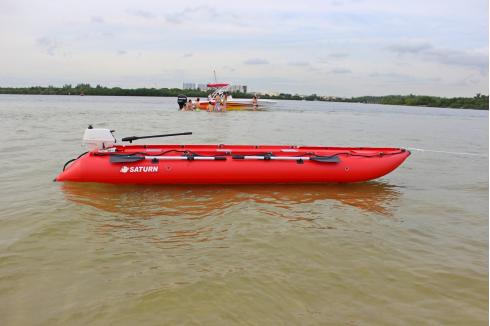15' Saturn KaBoat. Standard Series KaBoats