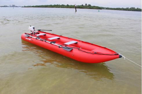15' Saturn KaBoat. 15' KaBoat