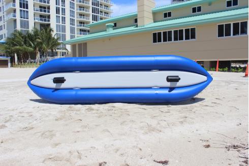 14' Saturn Ocean Kayak. Inflatable Kayaks