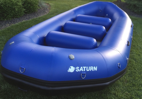 "14'6"" Saturn Whitewater Raft. Whitewater Rafts"