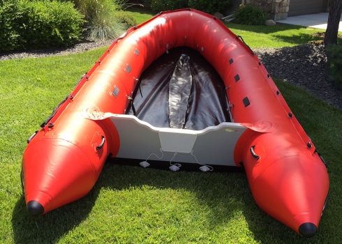 16' Saturn Rescue Boat. Saturn Inflatable Boats
