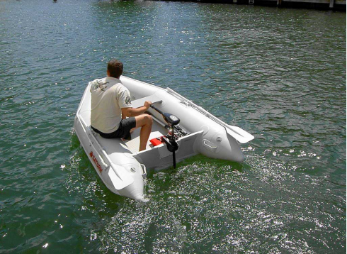 "8'6"" Saturn Dinghy Tender. 8'6"" Dinghy Tender"