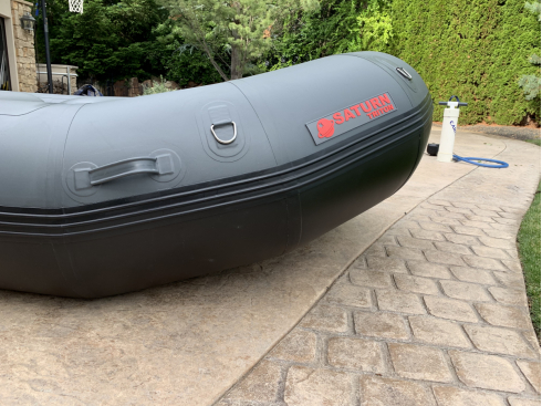 "15'6"" Triton Whitewater Raft. Whitewater Rafts"