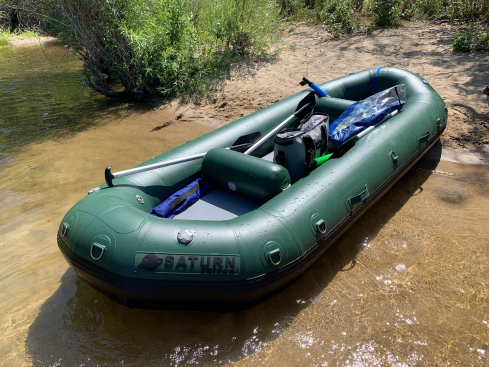 "12'6"" Saturn Whitewater Raft. Whitewater Rafts"