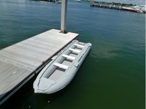 18' Saturn KaBoat. 18' KaBoat