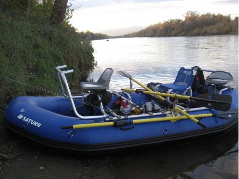 15' Saturn Whitewater Raft