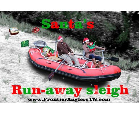 14' Saturn Whitewater Raft. 14' Raft