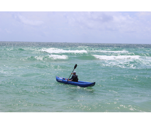 14' Saturn Ocean Kayak. 14' Ocean Kayak