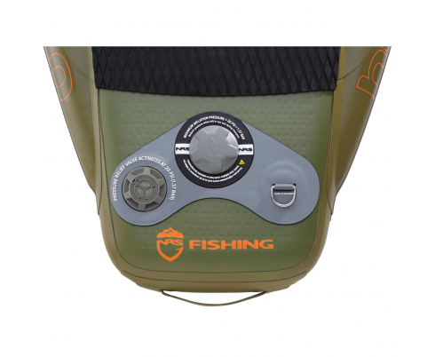 NRS Heron Fishing Inflatable SUP Board. NRS Inflatable SUP Boards
