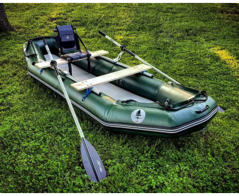 12' Saturn Triton Raft/Kayak. 12' Raft/Kayak