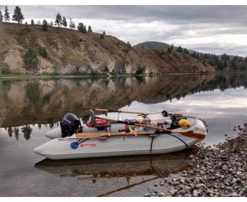 13' Saturn Inflatable Boat. 13' Dinghy Tender