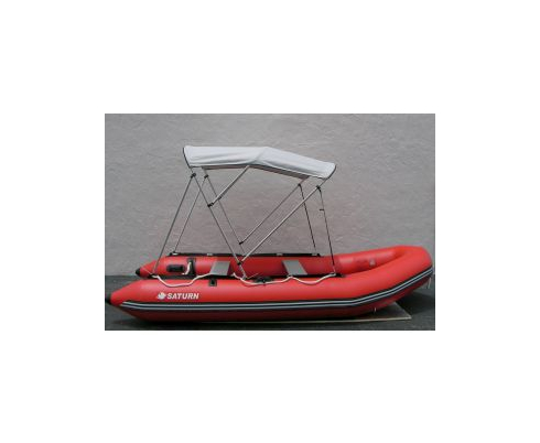 4-Bow Deluxe Boat Canopy. Accessories - Parts