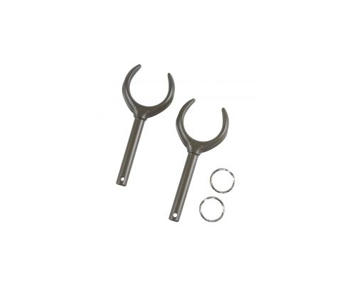NRS Mini Aluminum Oarlocks. Accessories - Parts