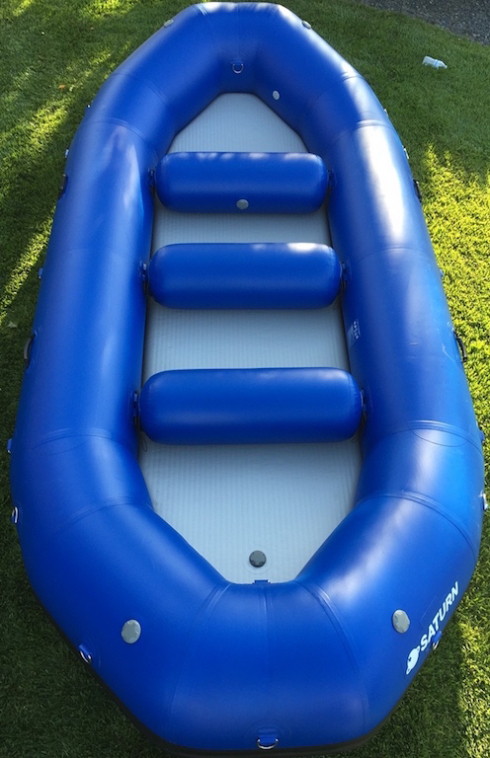 "14'6"" Saturn Whitewater Raft. 14'6"" Raft"