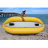 "8'6"" Saturn Inflatable Kayak. 8'6'' River Kayak"