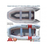 11' Inflatable Boat. Saturn Inflatable Boats